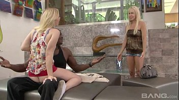 Hot Mifl Erica Lauren And Teen Enjoy Bbc