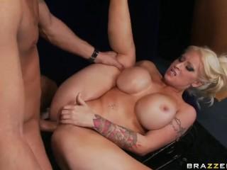 Candy Manson, best anal