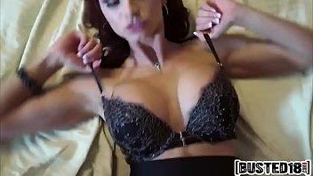 Step mom seduced daughter boyfriend into pounding