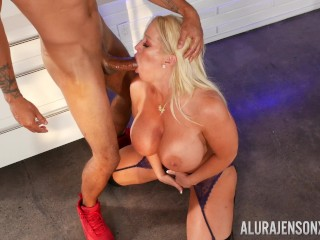 Alura Jenson in Fucked by King Cock!