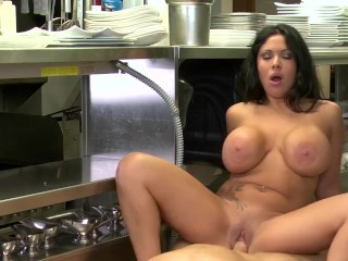 Sienna West - Waiter There's Cum In My Mouth