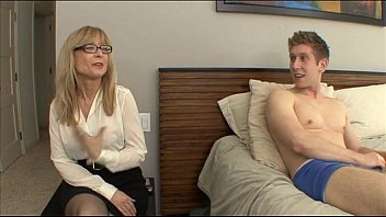 Granny Taking Dick From Young Guy PornLemonade.com