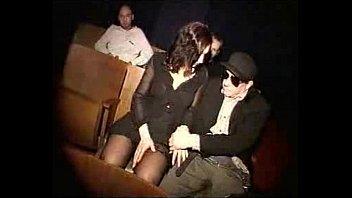 Porn Cinema Slut German