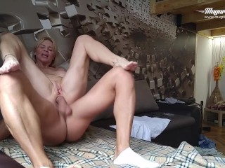 Nadya Basinger - Beautiful Anal Creampie
