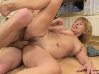 Old granny sex german porn