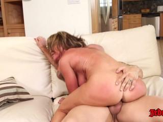 Horny MILF Farrah Dahl Cuckold
