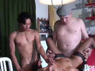 PAPY VOYEUR VOL 20 - Scene 2